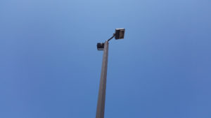 parking lot lights by Licensed Electrician Metro Chicago